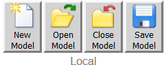 Screenshot: Local Operations Group in Tab System